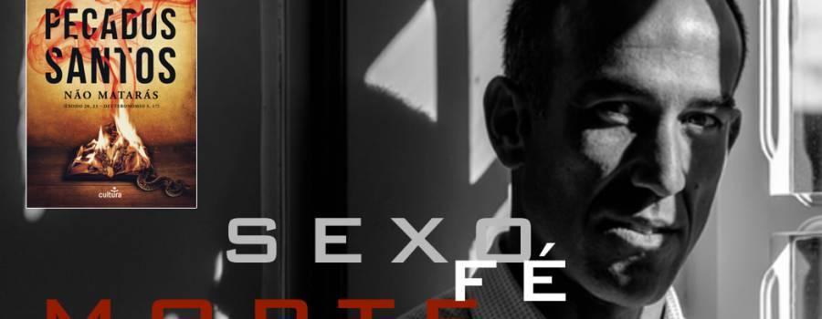 Uma viagem intimista a Pecados Santos. Entrevista por Sofia Teixeira.