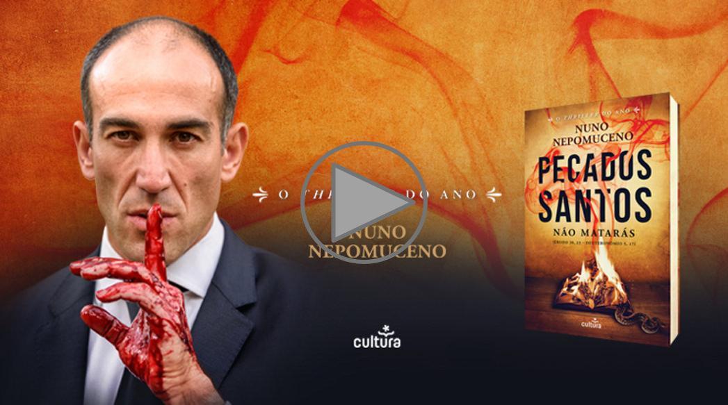 Teaser trailer Pecados Santos