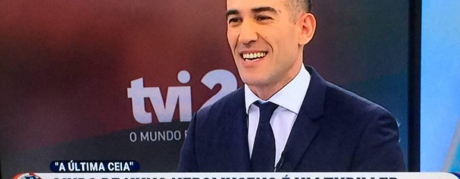 Entrevista no Diário da Manhã, TVI/ TVI24, 14 de janeiro 2019