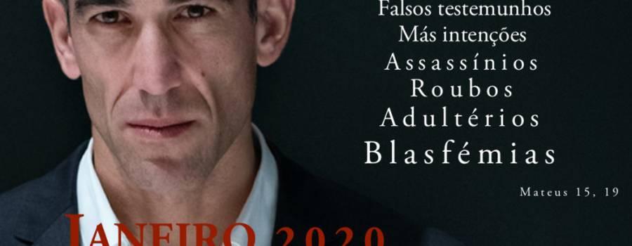 Novo livro em janeiro 2020