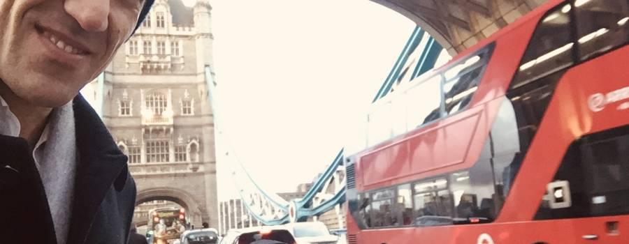 London diary – Dia 01