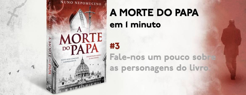 #3 A Morte do Papa em 1 minuto
