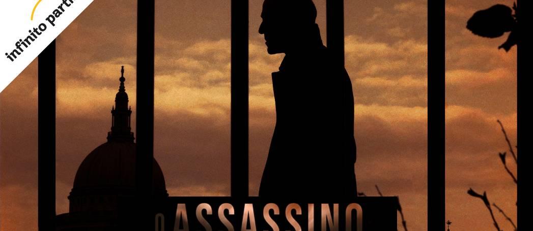 O Assassino – Nova série original em formato podcast.