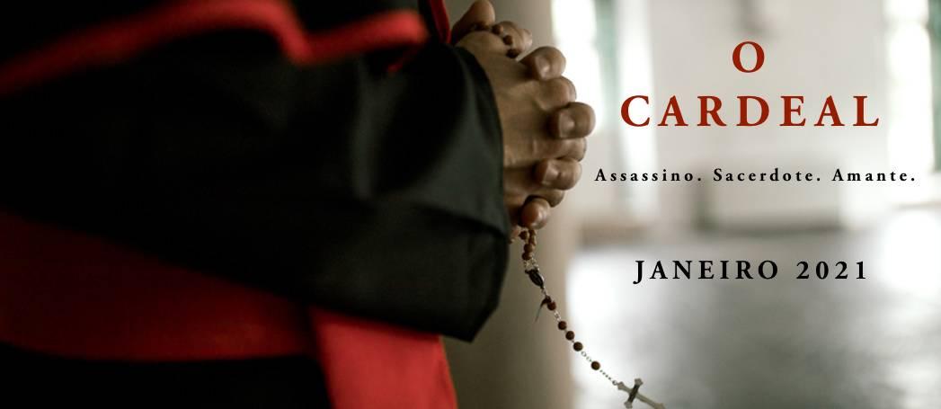 O Cardeal – Novo livro da série Catalão chega em janeiro