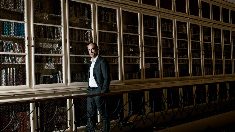 Entrevista Leituras Descomplicadas: «O Cardeal é um livro que homenageia toda a série Afonso Catalão.»