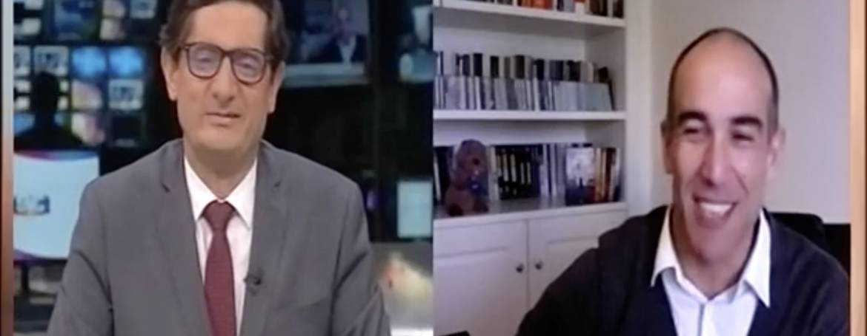 Entrevista O Cardeal, Edição da Manhã, da SIC Notícias, dia 20 de janeiro de 2021.