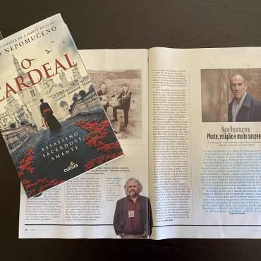 O Cardeal na revista Visão.