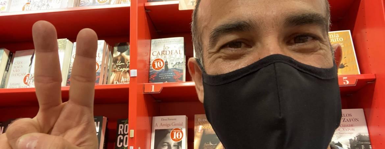 O Cardeal – Segunda semana consecutiva na liderança nacional das livrarias Bertrand.
