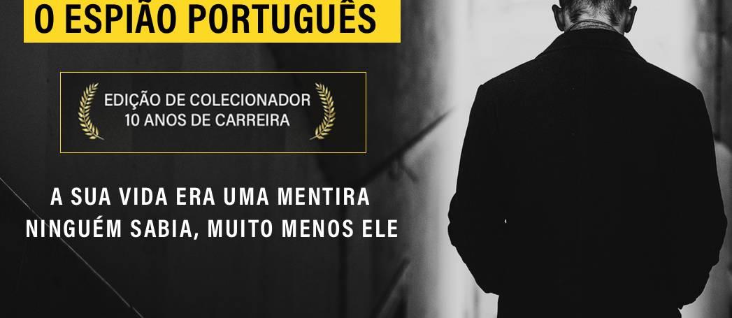 O Espião Português. Edição de colecionador: dois novos teasers, um N.º1 e um microsite.